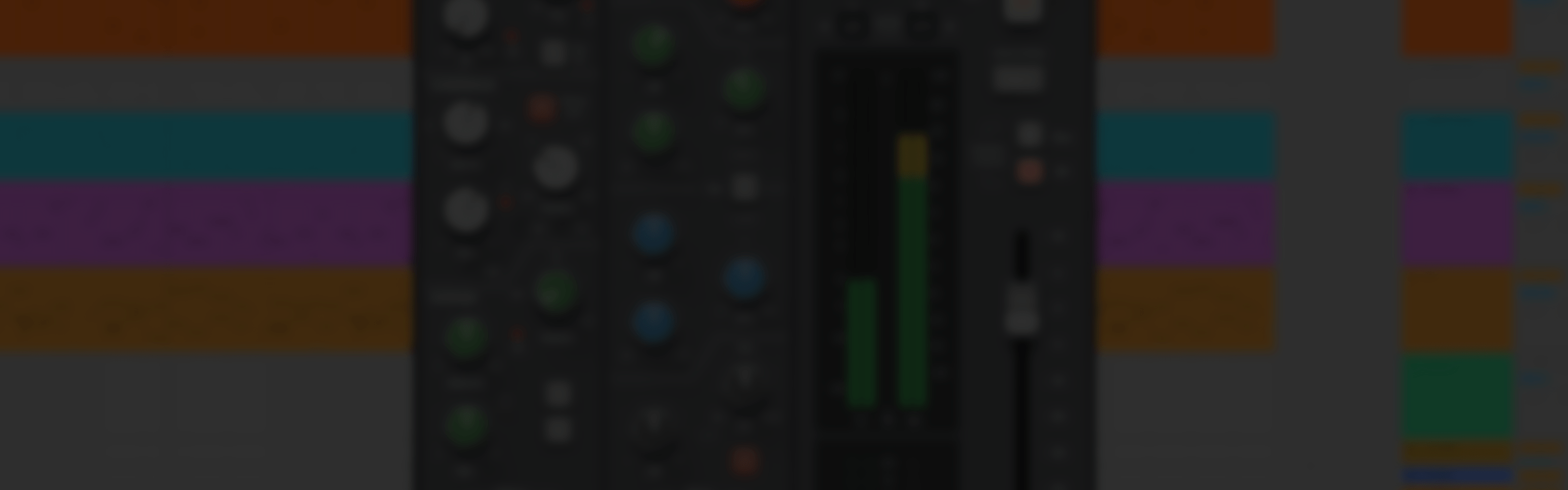 Custom Skin for bx_console SSL4000E!